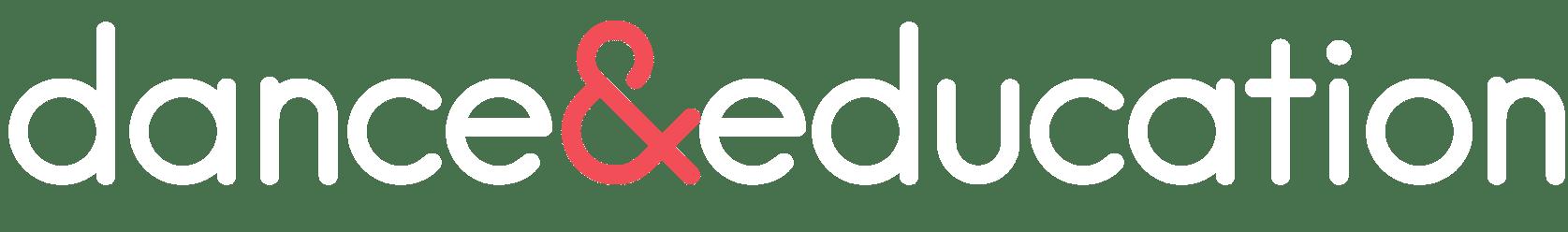 dance&education Logo