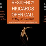 3rd residency HKICAROS & Hong Kong International Choreography Festival