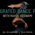Integrated Dance Flow- Intensive week with Rahul Goswami