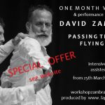 One Month Intensive Workshop with David Zambrano in Portugal